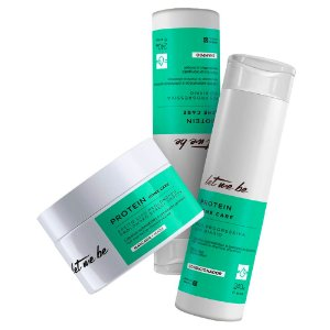 Kit Home Care Protein Let Me Be Efeito Liso Prolongado