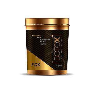 Botox Máscara Ultra Condicionante Fox 1Kg