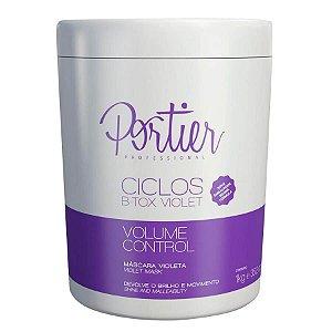 Botox Matizador Capilar Violet Ciclos Portier 1Kg