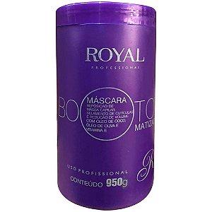 Botox Matizador Royal Profissional 900g