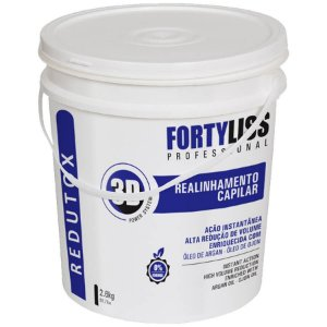 Botox Sem Formol 3d Redutox Fortyliss 2600g
