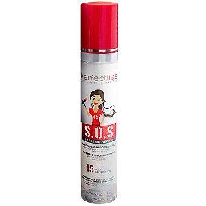 Fluído Térmico Reconstrução Sos Bifásico Perfect Liss Visat Hair 300ml
