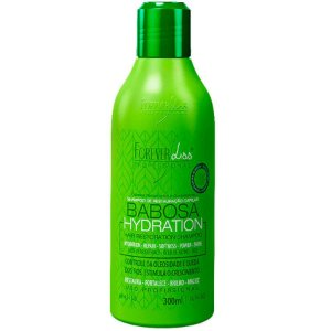 Forever Liss Shampoo Babosa Hidratante Capilar 300ml