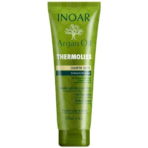 Inoar Shampoo Suave Thermoliss Argan Oil 240ml