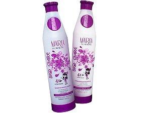 Kit Shampoo + Condicionador Bio Care Maria Escandalosa Litro