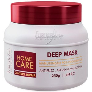 Forever Liss Máscara Pós Progressiva Home Care 250g