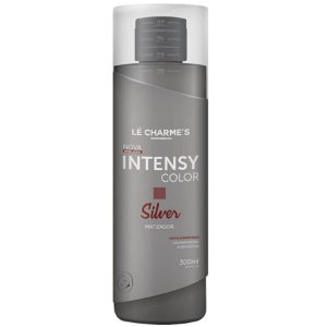 Matizador Intensy Color Efeito Prata Lé Charmes 300ml
