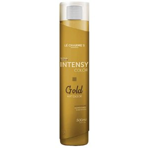 Matizador Intensy Color Gold Perolado Lé Charmes 500ml