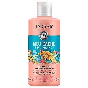Inoar Pré Shampoo Cachos Meu Cacho Meu Crush 400ml