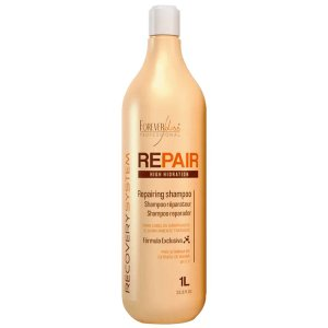 Forever Liss Shampoo Force Repair 1000ml