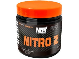 Termogênico Carbon Nitro Z Guaraná Nos Nutrition 270g