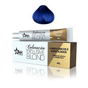 Tintura Magic Color Exclusive Blond 0.8 Corretor Azul 60g