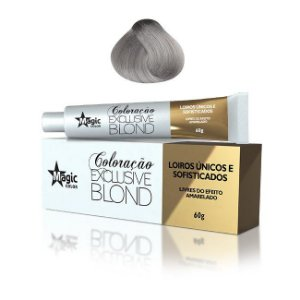Magic Color Tintura Exclusive Blond 11.2 Loiro Platino Rosê Intenso 60g