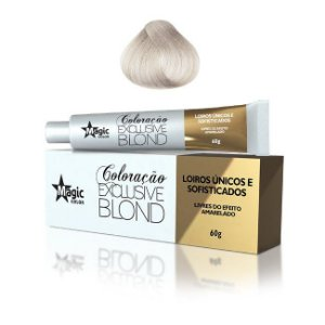 Tintura Magic Color Exclusive Blond 11.89 Loiro Platino Pérola Intenso 60g