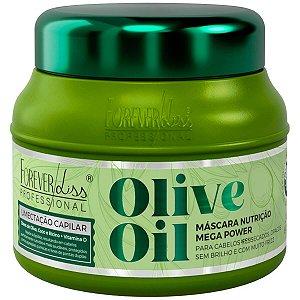 Forever Liss Máscara Umectação Olive Oil 240g