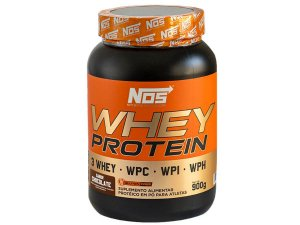 Whey Protein Evolution Chocolate Nos Nutrition 900g
