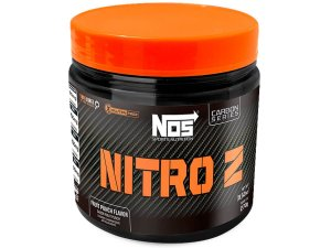 Termogênico Carbon Nitro Z Fruit Punch Nos Nutrition 270g