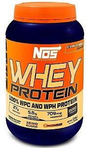Whey Protein Evolution Leite Condensado Nos 900g