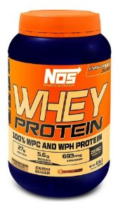 Whey Protein Evolution Capuccino Nos Nutrition 900g