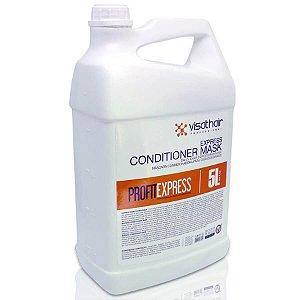 Condicionador Salão Profissional Profitexpress Visat Hair 5 Litros