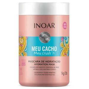 Inoar Máscara Hidratação Meu Cacho Meu Crush 1Kg