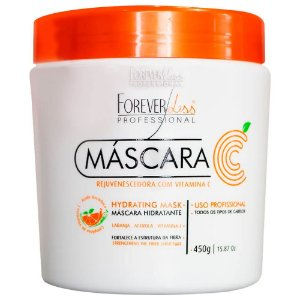 Forever Liss - Máscara Vitamina C Rejuvenescedora 950g