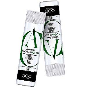 Kit Eico Cachos Mágico Shampoo + Condicionador Sem Sal 280ml
