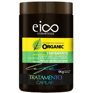 Eico Tratamento Intensivo Organic Máscara Capilar 1kg