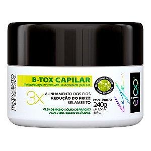 Btx Capilar Eico Life Redução Do Frizz 240g