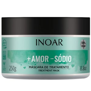 Máscara Inoar + Amor - Sódio 250g