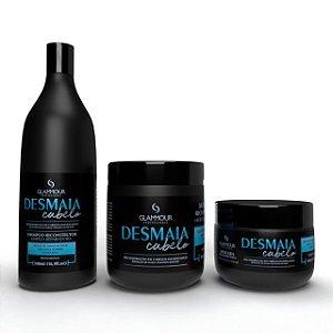 Linha DESMAIA CABELO - Glammour Professional