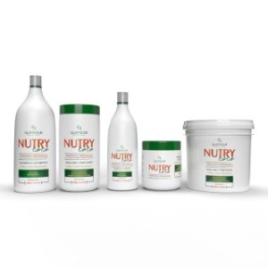 Linha NUTRY COCO - Glammour Professional