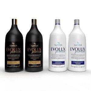 Linha EVOLUX PEONIA - Glammour Professional