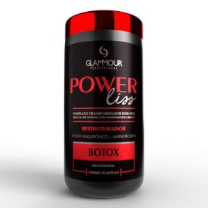 BOTOX capilar POWER LISS  - Glammour Professional