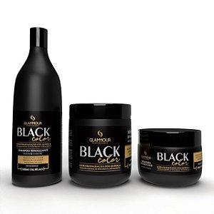 COLOR BLACK - Glammour Professional