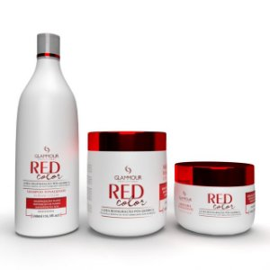 COLOR RED - Glammour Professional