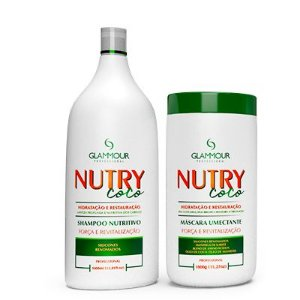 Linha NUTRY COCO 2x1L - Glammour Professional