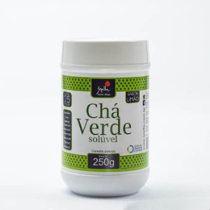 CHÁ VERDE COM LIMÃO 250g