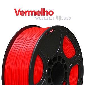 Filamento ABS Vermelho (1 kg)