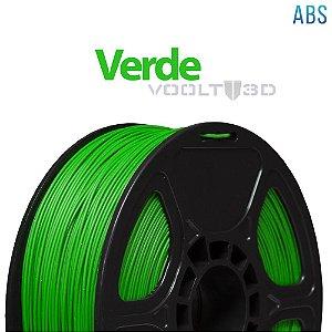 Filamento ABS Verde 1 kg