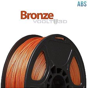 Filamento ABS Bronze 1 kg