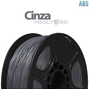 Filamento ABS Cinza 01 (1 kg)