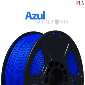 Filamento PLA Azul - 1 kg