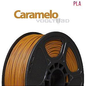 Filamento PLA Caramelo - 1 kg