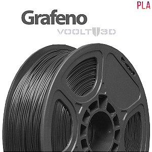 Filamento PLA Grafeno - 1 kg