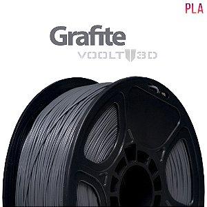 Filamento PLA Grafite - 1 kg