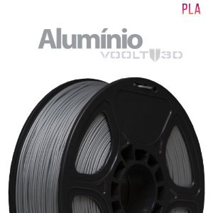 Filamento PLA Alumínio