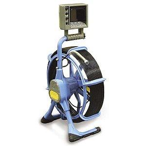 P374 Sistema de inspeção de vídeo colorido intrinsecamente seguro