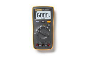 Multímetro p/ Eletricistas 600 Teste de Diodo - Ref Fluke-107