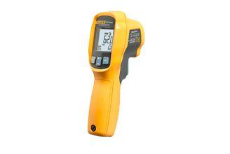 Termômetro Infrav -32 A 650°C 12:1 Emiss Ajust - Ref Fluke-62Max